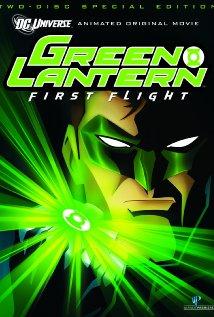Green lantern :first flight